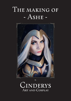 Ashe Cosplay Book & Patterns