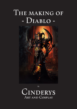 Diablo Cosplay Book (PDF)