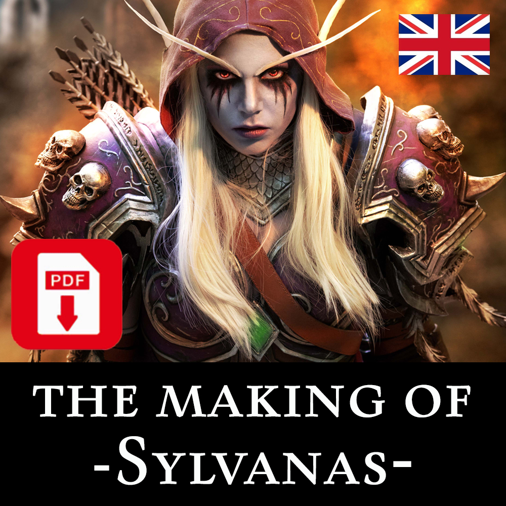 Sylvanas Cosplay Book & Patterns